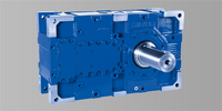 YILMAZ parallel & right angle gearbox