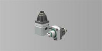 CAMOZZI/CKD Minidruckregler