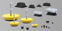 ACE Gummi-Metall-Isolatoren