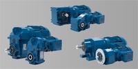 WEG WG20 Getriebemotoren 50 - 600 Nm und 820 - 1'550 Nm